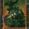 Topps Metallic Impressions Dark Empire II #2 Duel on Nar Shaddaa (1996)
