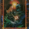 Topps Metallic Impressions Dark Empire II #4 Battle on Byss (1996)
