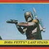 Topps Return Of The Jedi Series 1 #47 Boba Fett's Last Stand (1983)