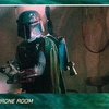 Topps Return of the Jedi Widevision #17 Int. Jabba's Throne Room