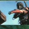 Topps Return of the Jedi Widevision #38 - Ext. Skiff