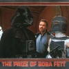 Topps Star Wars Chrome Archives #50 The Prize of Boba Fett