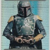 Topps Star Wars Chrome Perspectives: Jedi vs Sith #34-S Boba Fett (2015)