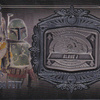 Topps Star Wars Galactic Files 2 #MD-7 Boba Fett (Medallion Relics) (2013)