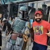 fetts_carbonite with JC Fett - 21st Anniversary ROTJ shirt