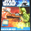 100 Piece Glow-In-The-Dark Boba Fett Puzzle