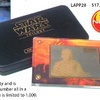 Authentic Images 24K Gold Boba Fett Card