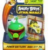 Angry Birds Star Wars Power Battlers Boba Fett Pig...