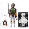 "Boba Fett Large Size Action Figure in ""Star Wars""..."
