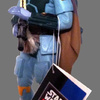 "Applause 10"" Vinyl Boba Fett Figure (1995)"