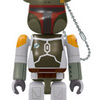"Be@rbrick (Bearbrick) ""Star Wars Saga"" Boba Fett (100%)"