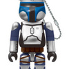 "Be@rbrick (Bearbrick) ""Star Wars Saga"" Jango..."