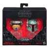 Titanium Series Princess Leia Organa (Boushh) and Boba Fett Helmet 2-Pack (2016)