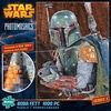 Star Wars Photomosiacs Boba Fett 1,000 Piece Puzzle