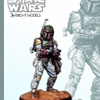 Boba Fett 30mm Figure by Knight Models (Spain) (2011)