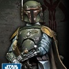 Boba Fett 70mm Figure by Knight Models (Spain) (2011)