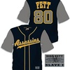 "Boba Fett ""Assassins"" Baseball Jersey"