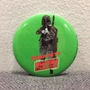 Boba Fett Button, Green (1980)