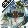 Mission Fleet Boba Fett Capture in Cloud City