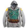 Boba Fett Costume Hoodie for Adults, Front (2015)
