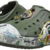 Boba Fett Crocs for Toddlers (2016)
