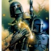 """Boba Fett Evolution"" by Tsuneo Sanda"