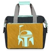 Boba Fett Helmet On the Go Lunch Cooler