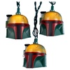 Boba Fett Helmet Light Set