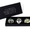 Boba Fett Keychain Set (SDCC Exclusive)