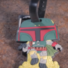 Boba Fett Luggage Tag (Smugglers Bounty Exclusive)