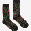Boba Fett Paisley Dress Socks