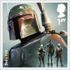 Royal Mail's Star Wars Stamp Collection, Boba Fett (U.K.) (2015)