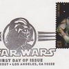 USPS Boba Fett Stamp (2007), First Day of Issue
