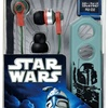 Boba Fett Stereo Earphone