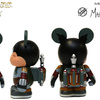 "Disney Vinylmation Star Wars Bad Pete Boba Fett 3"" (2012)"