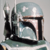 Pre-Pro 2 Boba Fett, 3/4 Head and Shoulders View
