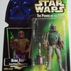 The Power of the Force Boba Fett (Green Card)
