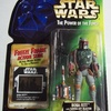 The Power of the Force Boba Fett (Green Card with Freeze...