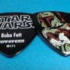 Boba Fett Guitar Pick, Regular