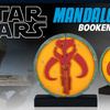 Gentle Giant Mandalorian Bookends (2016)