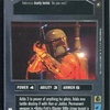 Star Wars CCG Enhanced Premiere Boba Fett with Blaster...