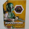 Boba Fett Hallmark Card with Galactic Connexion Jabba