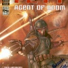 Agent of Doom Cover, Signed by Jeremy Bulloch