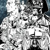 Darth Vader #1 (Midtown Comics exclusive), B&W...