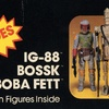 Darth Vader Collector\'s Case (31-back with IG-88, Bossk, and Boba Fett)