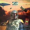 Decipher CCG Boba Fett Cloud City Poster (1997)