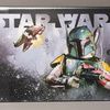Desk Pad with Boba and Slave One