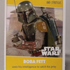 Disney Heroes Card No. 96 Boba Fett
