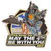 "Disney ""May The 4th Be With You"" Pin (2019)"