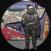 Disney Pin of the Month Boba Fett on Bespin 3D Pin (2016)